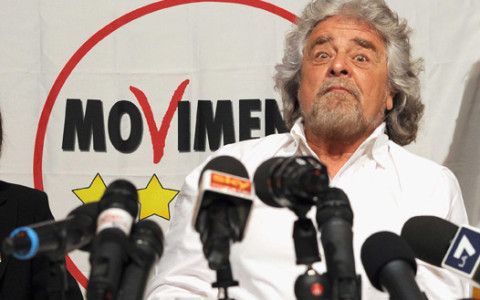 Beppe Grilloi Milano Expo 2015